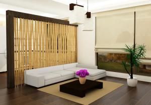 Pořiďte si stylový nábytek z bambusu