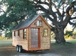 tiny house je velmi útulný