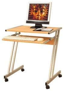 PC stůl je k dispozici v mnohých variacích