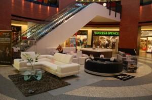 moderní interiér vyžaduje komfortní sezení