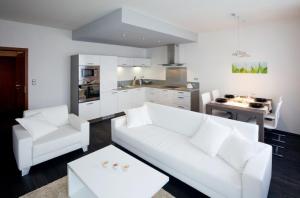 Kromě komfortního vzhledu počítejte i s luxusní výbavou interiéru /