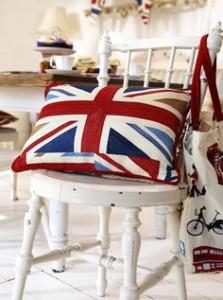 Motiv britské vlajky je velmi populární