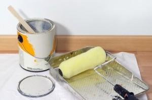 Než se pustíte do malování, přichystejte si vše potřebné