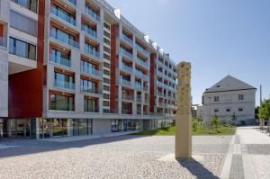 Praha Vinohrady je ideálním místem k bydlení /