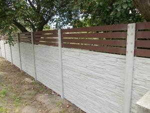 Betonové ploty zažívají obrovský boom /
