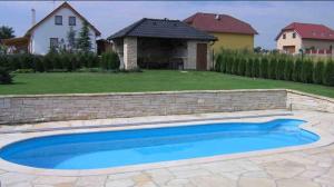 Bazén bude chloubou vaší zahrady /