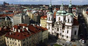 Praha a její blízké okolí může být i vaším novým domovem /