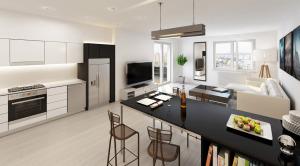 Interiérové prostory poskytnou maximální komfort /