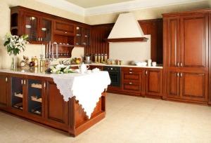 klasická kuchyň