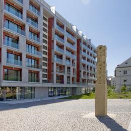V Praze vyrůstá spousta nových developerských projektů /