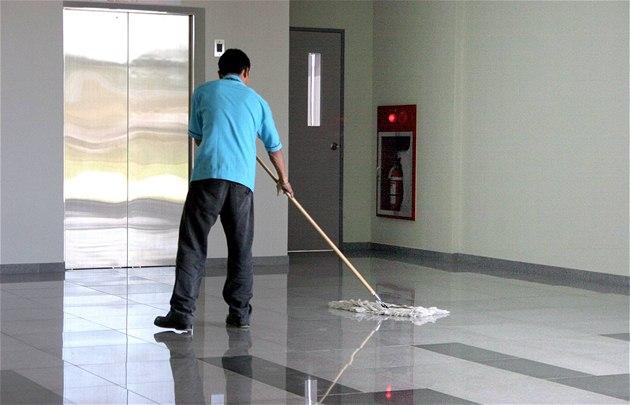 Úklidová firma se bude hodit pro pořádek i u vás doma /