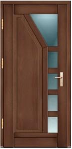 Nové vchodové dveře je z čeho vybírat /