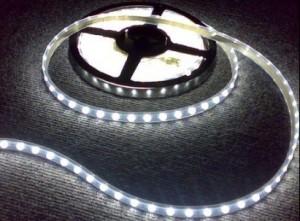 LED pásky změní stereotyp bydlení /