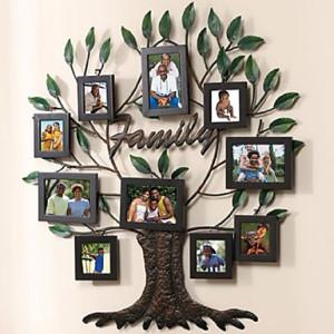 Fotografie rodiny